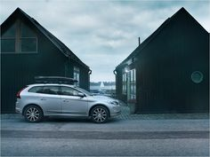 Experience the ultimate comfort, capability and control of the XC60.