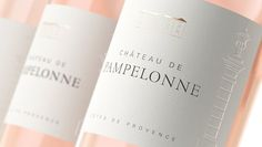 Château de Pampelonne on Packaging of the World - Creative Package Design Gallery