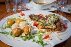 Excellent fish! Turkey, Fish, Meat, Chicken, Peru, Beef, Cubs