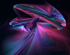 Vibrant by Frankief on DeviantArt Fractal Art, Fractals, Spiral Art, Art Pictures, Art Pics, Computer Wallpaper, Mythical Creatures, Abstract Art, Digital Art