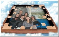 our family puzzle adoption fundraiser