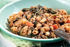 Μαυρομάτικα φασόλια με σέσκουλα:ένα παραδοσιακό πιάτο της Πάρου - η αυθεντική του συνταγή από την κ. Αργυρώ Μπαρμπαρήγου Greek Cooking, Food Categories, Black Eyed Peas, I Foods, Pasta Salad, Kai, Recipies, Food Porn, Vegetarian
