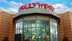 Hollywood Casino,  Bangor, Maine..this wasnt here when we lived in Bangor..