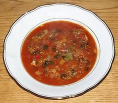 INDISCHE TOMATENSOEP recept | Smulweb.nl