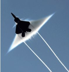 Scientific American: What happens when an aircraft breaks the sound barrier? image