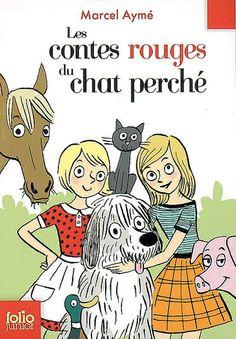 Les contes rouges du chat perché. Marcel Aymé