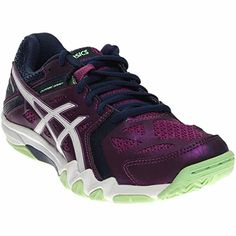 asics gel-kayano 23 damen laufschuh - white/silver/aquarium