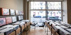 The definitive guide to Berlin's best record shops, HHV