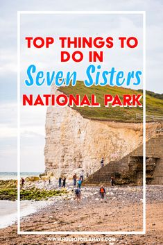 Visiting Seven Sisters Cliffs from London - Day Trip Guide Europe Travel Guide, Travel Guides, Travel Destinations, Day Trips From London, Things To Do In London, Travel Advice, Travel Tips, East Sussex, London Travel