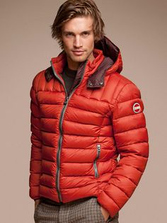 How nice would this be to snuggle up to?? Stefan Kaelin's 2012 Colmar Jacket.