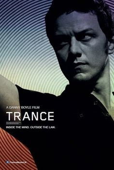 Another stylistically interesting movie - Trance. Intriguing plot - an art thief requires help from a hypnotist to find the painting he stole, for his life is at stake. This is as much as I can reveal without betraying the plot. But I bet you will be surprised at how this plot is developing and absolutely astonished at the ending. The fantastic work of the cameraman and location designer is a bonus - interiors and exteriors are as much a part of the movie as the actors.
