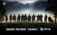 CANAL+ and MTV3 ad