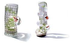 Aquarium by designer Vanessa Mitrani