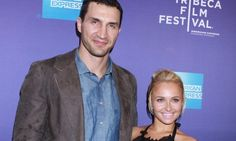 Celebrity News: Hayden Panettiere Poses with Fiance After Ringless Pics #haydenpanettiere #wladimirklitschko #celebritynews #hollywoodlove