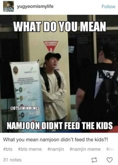 bts memes at its finest I am a huge fan of memes. - bts memes at its finest I& a big fan of memes. I love memes I& a big … - Jimin, Bts Namjoon, Bts Bangtan Boy, Bts Boys, V Taehyung, Seokjin, Bts Memes Hilarious, Bts Funny Videos, Yoonmin