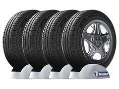 Conjunto de 4 Pneus Michelin 205/55 R16 91V - Aro 16 - Primacy 3 Green X com as melhores condições você encontra no Magazine Tonyroma. Confira!