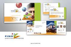 #ontwerp #logo en #huisstijl Pino. http://www.zuid44.nl/