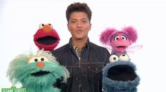Miscellaneous (Character Education): Bruno Mars on Sesame Street - Don't Give Up Seven Habits, 7 Habits, Social Work, Social Skills, Habits Of Mind, Class Meetings, Leader In Me, Stephen Covey, Guidance Lessons