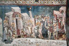 Tempera, Mural Painting, Mural Art, Fresco, Christian Art, Color Pallets, Ministry, Life, Murals