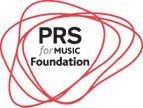 PRS for Music Foundation are major sponsors of the Festival