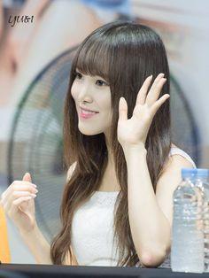 Gfriend Yuju, G Friend, Long Hair Styles, Beauty, Long Hair Hairdos, Cosmetology, Long Hairstyles, Long Haircuts, Long Hair Dos