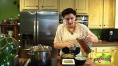 shoshanna's kitchen vinegar tincture - YouTube