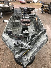Lowest Prices on Aluminum boats at The Nations Largest Weldbilt boat Dealer fishing boats duck boats Jon boats flat bottom boats all welded jon boats Duck Hunting Gear, Duck Hunting Blinds, Hunting Trailer, Aluminum Jon Boats, Aluminum Fishing Boats, Small Fishing Boats, Jon Boats For Sale, John Boats, Flat Bottom Boats