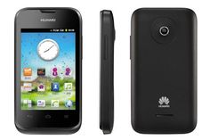 Huawei Ascend Y210D - Dual Sim Low Cost Smartphone.
