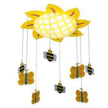 led lamp |  bedroom lamp | study room lamp | sunflower ceiling lamp | 3188 | oovov.com