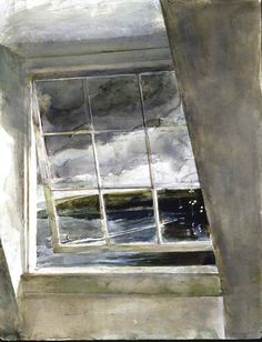Dock Lights - Andrew Wyeth 2003 Contemporary realism Watercolor on paper Andrew Wyeth Paintings, Andrew Wyeth Art, Jamie Wyeth, Dock Lighting, Edward Hopper, Guache, Foto Art, Art Plastique, American Artists