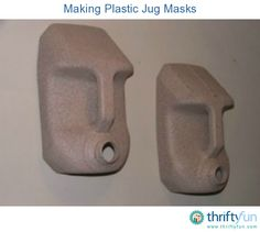 This guide is about making plastic jug masks. Frugal fun masks can be made by with recycled plastic jugs. http://calgary.isgreen.ca/products/gadgets/useful-eco-gadgets-2015/