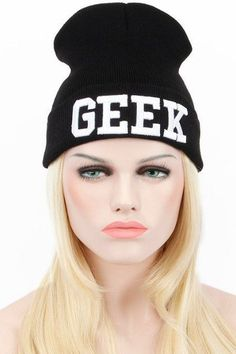 Geek Skully - Black
