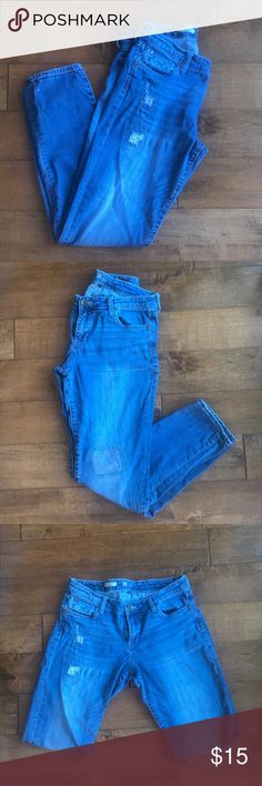 584b13d5ed Kut From The Kloth Dianna Skinny Destroyed Jeans These jeans are in  previously loved condition.