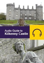 Kilkenny Castle has lived many lives. Once an imposing medieval fortress constructed by William Marshal, the most famous knight of the time, the Castle then changed into an elegant renaissance residence, before becoming a grandiose Baronial mansion. This audio guide will take you through the Castle's history, introducing you to the characters that built, fought and ruled from Kilkenny Castle.