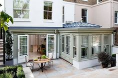 Bonsai baronial    This bespoke timber-framed orangery turns a suburban basement kitchen into    something rather stately. The difference from a conservatory, says maker    Westbury, is in the lantern ceiling and the potential for partial as well as    full glazing. From £40,000.   01245 807275; Westbury    Garden Rooms