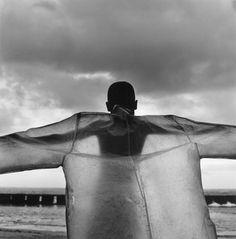 Bernard Descamps,  a shadows transparency engulfed