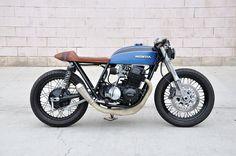 1972 Honda CB 750 Four Custom Build