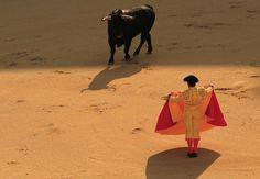 A Bullfight at Madrid's Plaza de las Ventas - 1