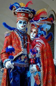 Venetian masquerade costumes and masks Venetian Costumes, Venetian Carnival Masks, Carnival Of Venice, Masquerade Costumes, Venetian Masquerade, Carnival Costumes, Masquerade Ball, Creative Costumes, Diy Costumes