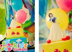 Blanca Nieves Cumpleaños Birthday Party
