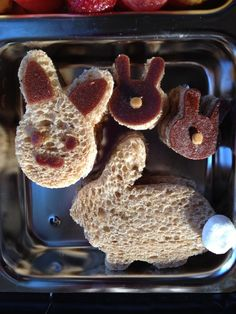 easter-bunny-sandwiches