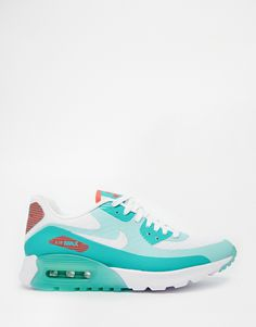 Image 2 - Nike - Air Max 90 Ultra BR - Baskets - Turquoise