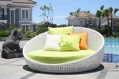SB-(92) rattan mobiliário de exterior rodada dom cama para heavy pessoas-imagem-Cadeiras de vime-ID do produto:900005466318-portuguese.alibaba.com