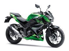 Kawasaki Z300 2015 - Divulgação