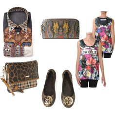 5° Prints - Floral, zebra or leopard pattern - Name of the game is have them - Choose your print on http://www.massaboutique.eu/