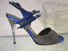 Tango shoes by Officina Tanguera