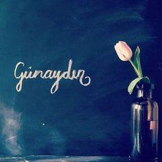 50 Besten Günaydın Bilder Auf Pinterest Good Morning Quotes Und