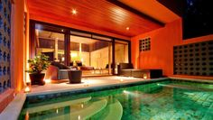 Sri Panwa Resort is one of the most seductive hotels in the world. An oasis of tropical luxury, Sri Panwa in Phuket, Thailand offers 60 spacious villas wi Swimming Pool Steps, Great Hotel, Awesome Bedrooms, Pool Designs, Private Pool, Luxurious Bedrooms, Luxury Villa, Decoration, Architecture Design