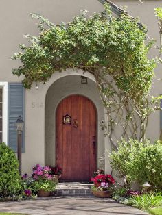 Copy the California Curb Appeal : Outdoors : Home & Garden Television