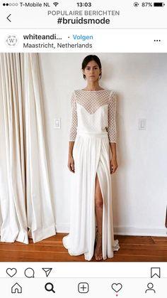 b3c0b9ad1a4d Die 17 besten Bilder von kleding | Alon livne wedding dresses ...